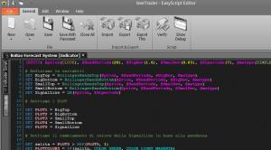 EasyScript beeTrader