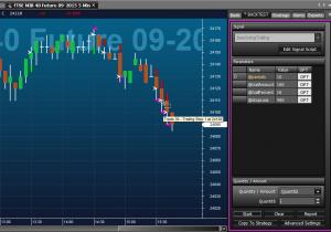 Trading Simulato