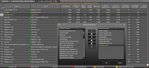 Watchlist OverSpread spread trading